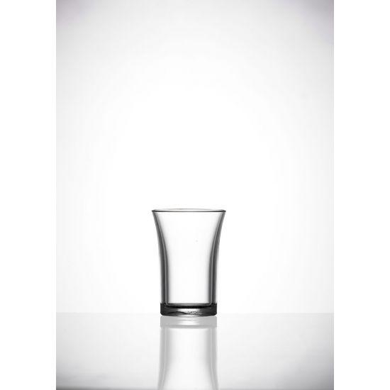 BBP EconPolystyrene Shot Glass (Box Of 100) BBP 002-2CL CE