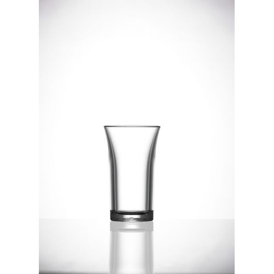 BBP Econ Polystyrene Shot Glass (Box Of 100) BBP 003-2CL CE