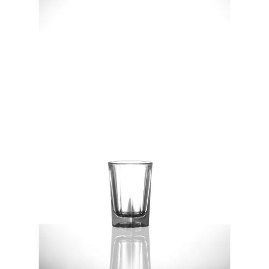 BBP Elite Penthouse Polycarbonate Shot (24 Box) BBP 016-1CL CE