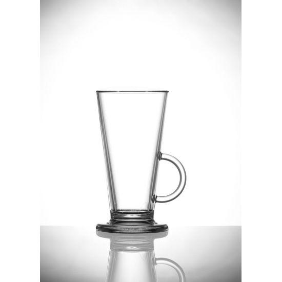 BBP Elite Polycarbonate Latte Cup BBP 080-1CL NS