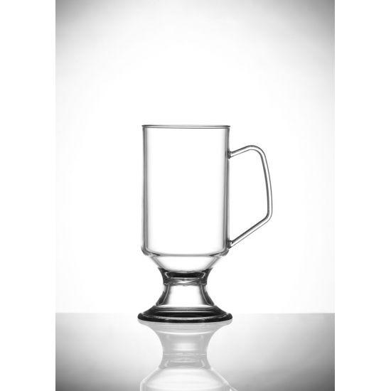BBP Elite Polycarbonate Coffee Cup BBP 081-1CL NS