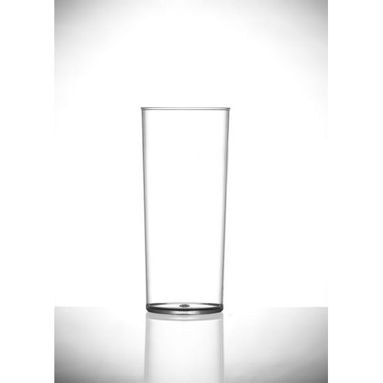BBP Elite Polycarbonate Hi-Ball Glass BBP 121-1CL CE