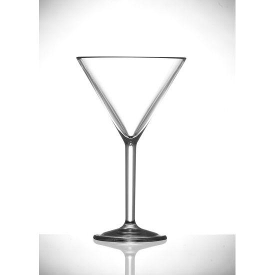 BBP Elite Premium Policarbonato 7oz Martini Clear NS BBP 139-1CL NS