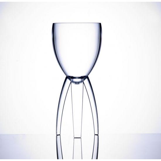 BBP Elite Premium  Polycarbonate Tristem Wine All (12 Box) BBP 144-1CE ALL