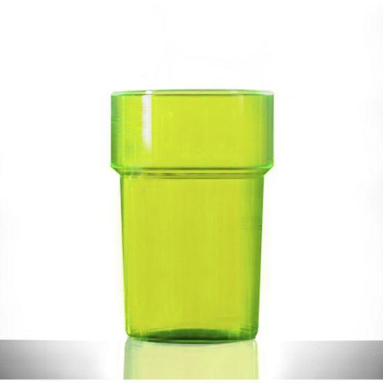 BBP Econ Polystrene Rigid Neon Green CE BBP 150-2NG CE