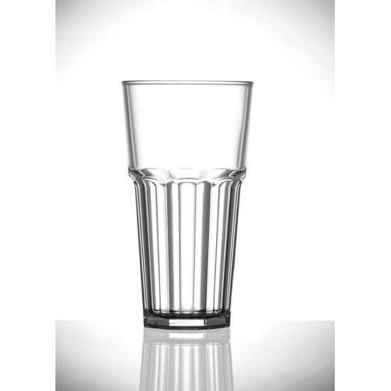 BBP Elite Remedy Polycarbonate Tall Glass Clear BBP 202-1NU CE