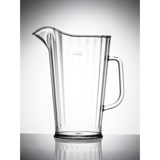 BBP Elite 4 Pint Polycarbonate Jug BBP 800-1CL CE