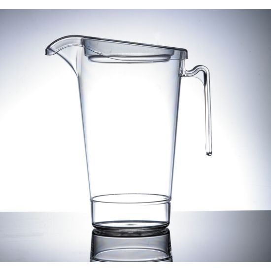 BBP Elite Polycarbonate In2stax 4 Pint Jug No Lid BBP 860-1CE NL