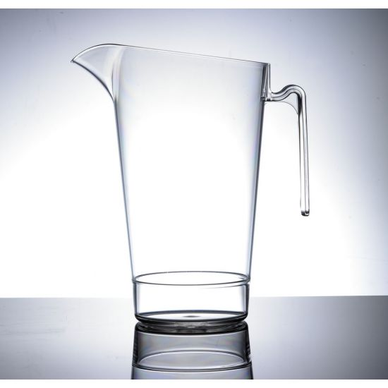 BBP Elite Polycarbonate In2stax 4 Pint Jug No Lid BBP 860-1CL NL