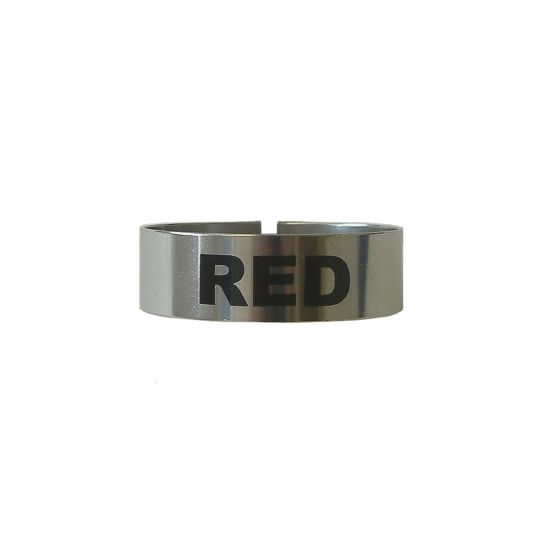 Beaumont Identi-clip – Large – Red BEA 3151RED