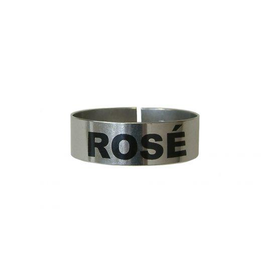 Beaumont Identi-clip – Large – Rosé BEA 3151ROSE