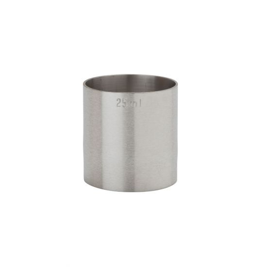 Beaumont Thimble Measure – CE Marked – 25ml BEA 3175