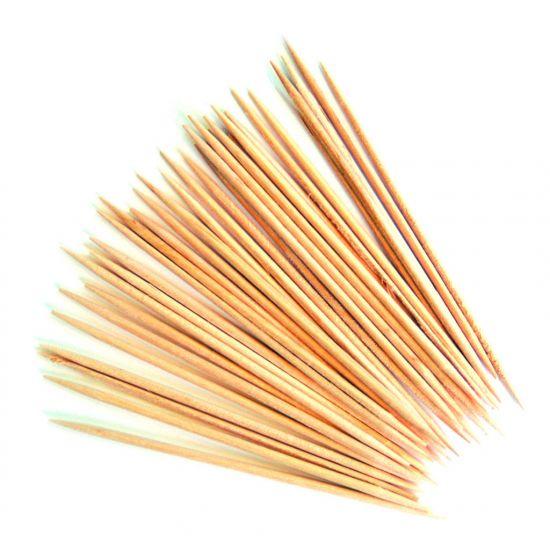 Beaumont Wooden Cocktail Sticks – Case QTY 1000 BEA 3316