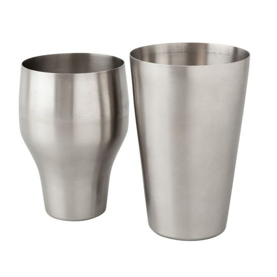Beaumont Mezclar French Shaker Stainless Steel BEA 3327