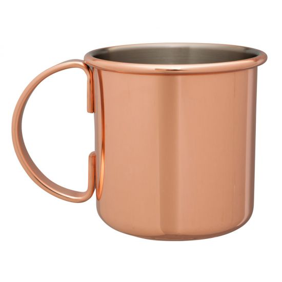 Beaumont Mezclar Moscow Mule Mug Copper Plated BEA 3329