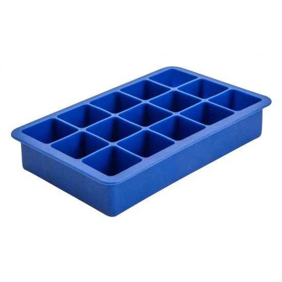 Beaumont 15 Section Blue Silicone Ice Mould BEA 3349