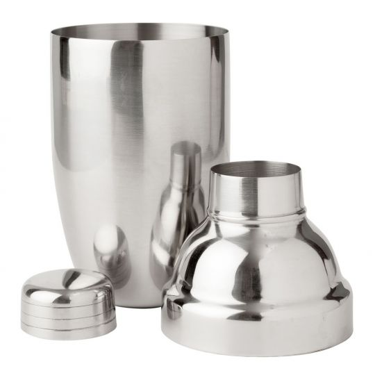 Beaumont Mezclar  Piccolo Cocktail Shaker Stainless Steel BEA 3355