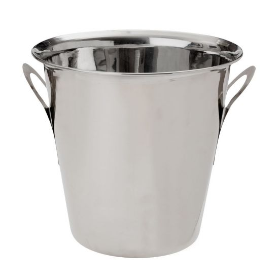 Beaumont Stainless Steel Tulip Ice Bucket BEA 3496