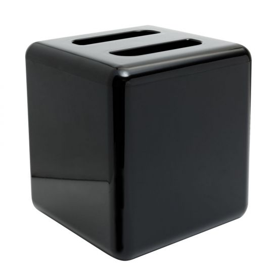 Beaumont Square Ice Bucket – Black BEA 3501