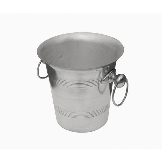 Beaumont Aluminium Champagne Bucket BEA 3508