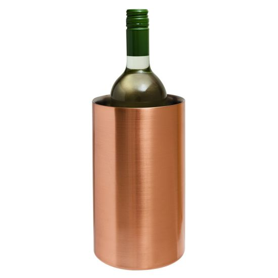 Beaumont Copper Wine Cooler BEA 3527