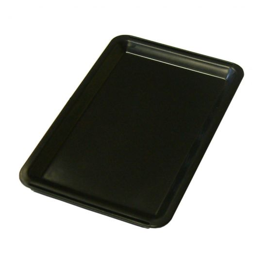 Beaumont Black Plastic Tip Tray – Plain BEA 3589