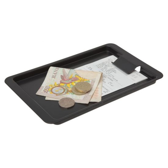 Beaumont Black Plastic Tip Tray With Clip BEA 3595