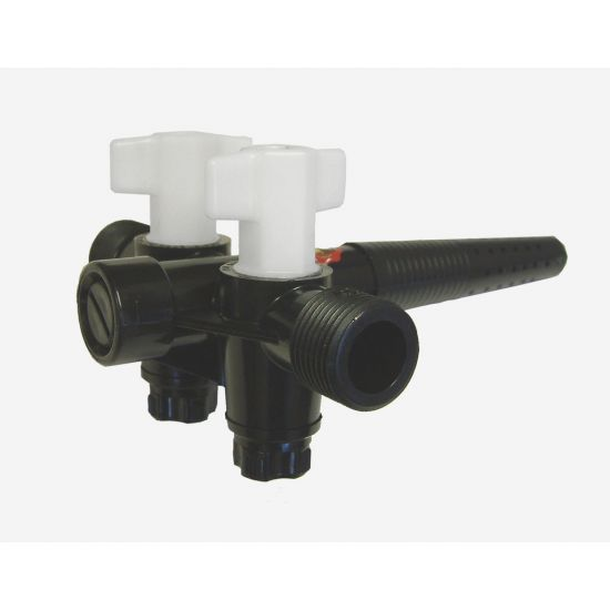 Beaumont Abbot Double Plastic Tap – Y Thread BEA 3606