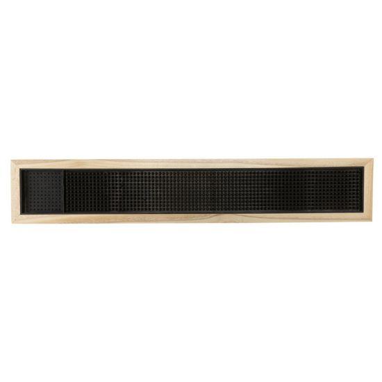 Beaumont Wooden Bar Mat Frame With Mat BEA 3630