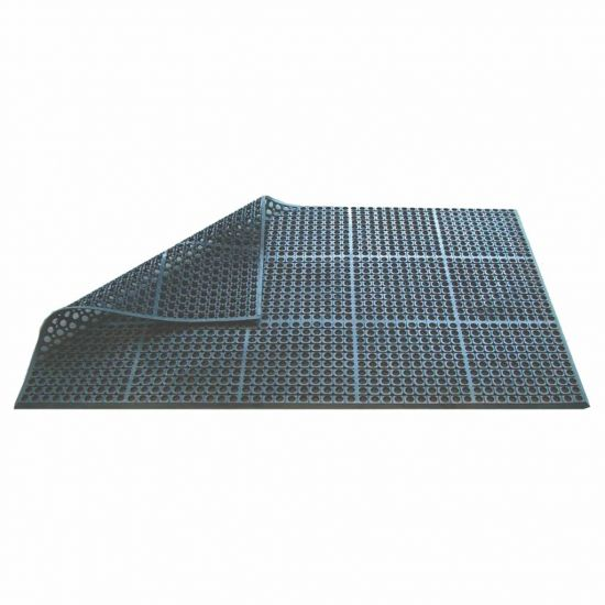 Beaumont Rubber Bevelled Edge Floor Mat BEA 3684
