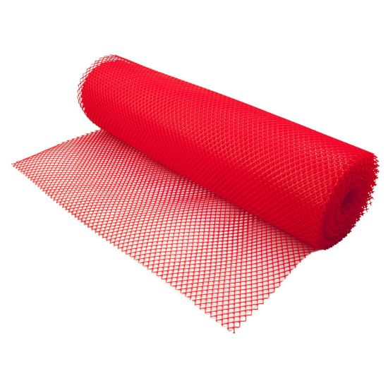 Beaumont Shelf Liner – Red – 61cm X 10m BEA 3685RE