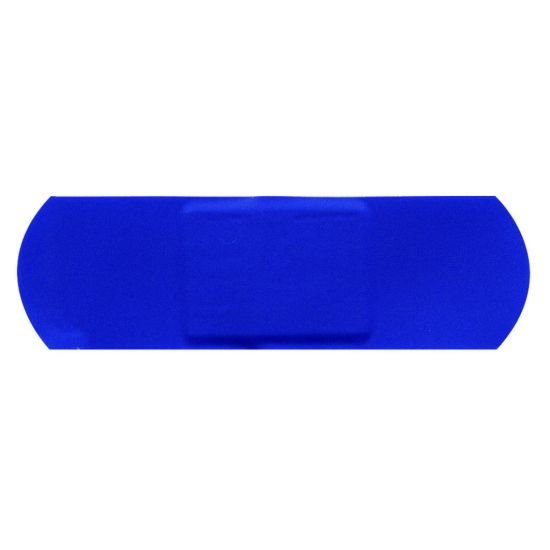 Beaumont Blue Detectable Plasters – 75mm X 25mm Food Hygiene – PK100 BEA 3702