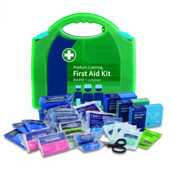Beaumont Medium BS Catering First Aid Kit BEA 3719