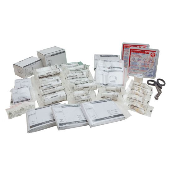 Beaumont Large BS Catering First Aid Kit Refill BEA 3720R
