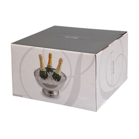 Beaumont Bollate Wine/Champagne Cooler Hammered Finish BEA 9031