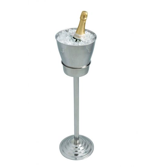Beaumont Classique Wine/Champagne Bucket & Stand BEA 9050