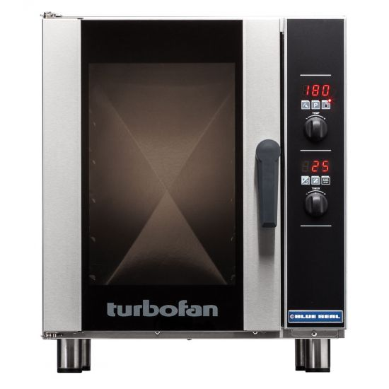 Turbofan Electric Counter-Top Convection Oven 5 1-1 GN Tray Capacity BLS E33D5