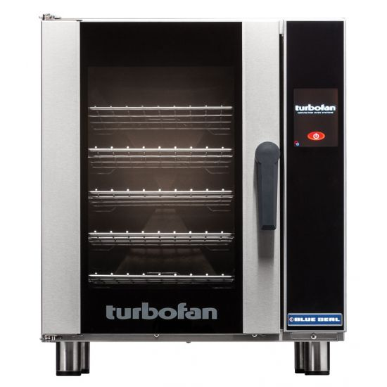 Turbofan Electric Counter-Top Convection Oven 5 1-1 GN Tray Capacity BLS E33T5