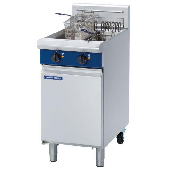 Evolution Series Heavy Duty Electric Fryer 12 Litre Capacity Mechanical Controls BLS E44