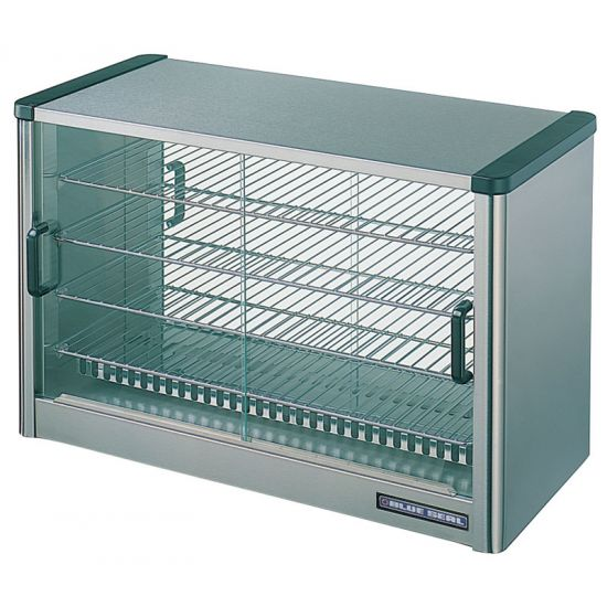 Food Warmer - 100 Pie Capacity With Temperature Display BLS E84