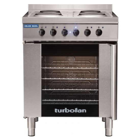 Turbofan Electric Range - Convection Oven And 4 Element Cooktop BLS E931M