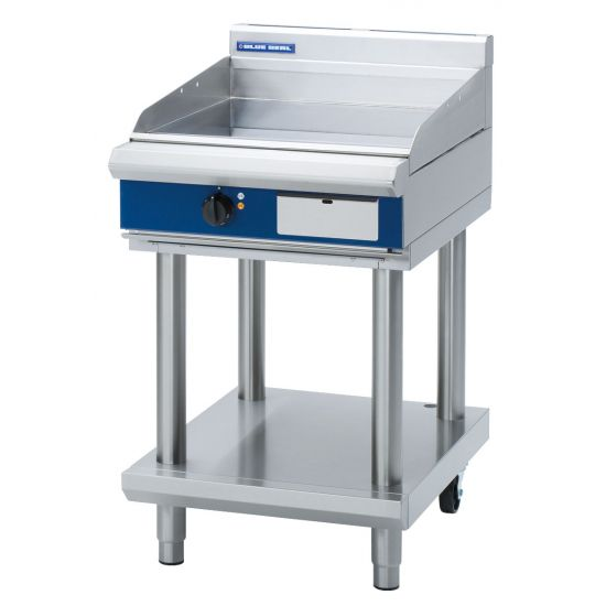 Evolution Series Heavy Duty Electric Griddle - Open StandWith Shelf - 7.2 KW BLS EP514-LS