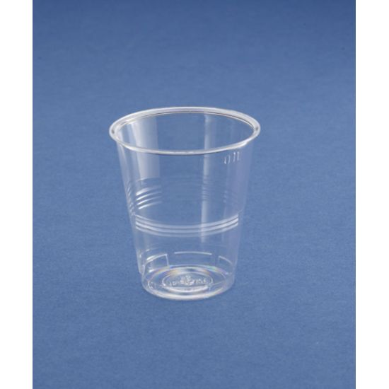Disposable Lined 100ml Shot Glasses Clear - Pack Of 50 BP1025