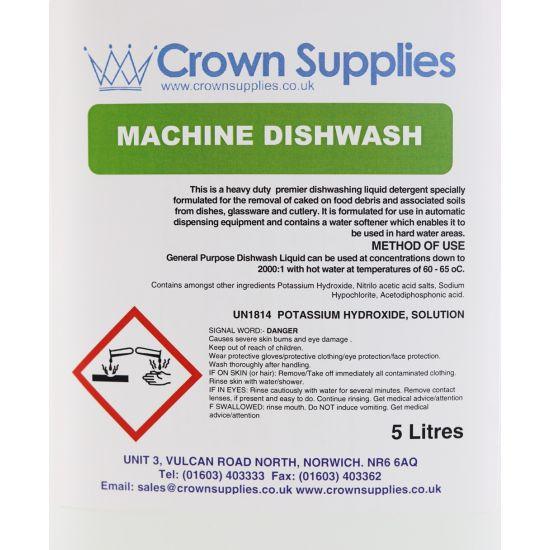 Machine Dishwash 5lt CAT1001