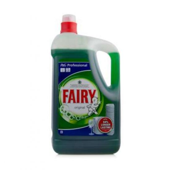 Fairy Professional Washing Up Liquid 5lt CAT2008