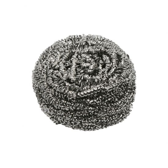 Heavy Duty Stainless Steel Scourers - Pack Of 10 CAT3005