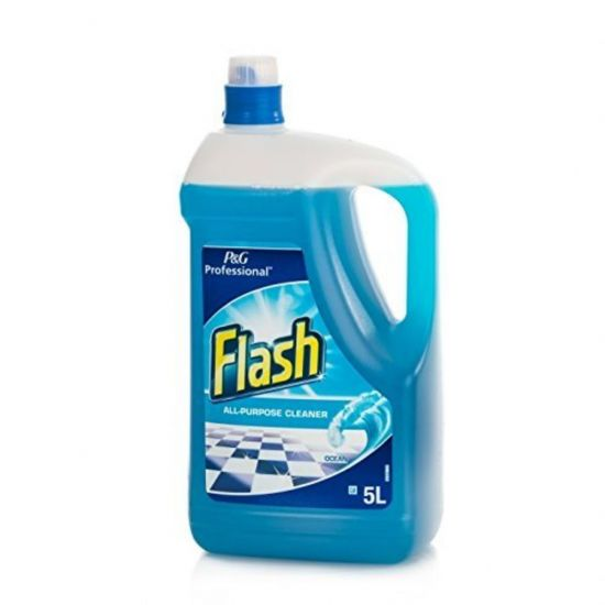 Flash All-Purpose Multi Surface Cleaner Ocean 5lt CL1022A