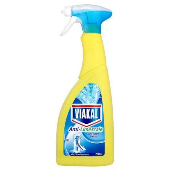 Viakal Limescale Remover Spray 750ml CL1035