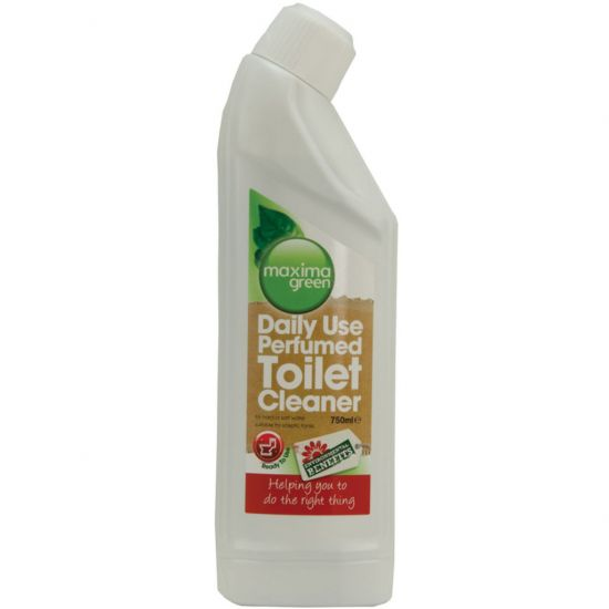 Maxima Green Daily Use Perfumed Toilet Cleaner 750ml CL1036