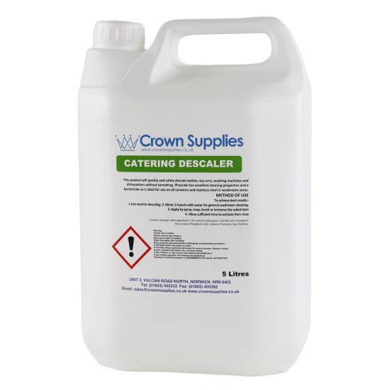 Heavy Duty Catering Descaler Concentrate 5lt CL2010
